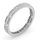 Eternity Ring Lauren Platinum Diamond 1.00ct H/Si - image 2