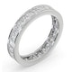 Eternity Ring Lauren 18K White Gold Diamond 2.00ct H/Si - image 2