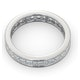 Eternity Ring Lauren 18K White Gold Diamond 2.00ct H/Si - image 4