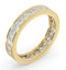 Eternity Ring Lauren 18K Gold Diamond 2.00ct G/Vs - image 2