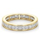 Mens 2ct H/Si Diamond 18K Gold Full Band Ring  IHG31-422JUA - image 3