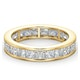 Mens 3ct G/Vs Diamond 18K Gold Full Band Ring  IHG31-522XUA - image 3