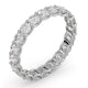 Eternity Ring Chloe 18K White Gold Diamond 2.00ct H/Si - image 2