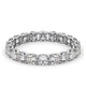 Eternity Ring Chloe 18K White Gold Diamond 2.00ct H/Si - image 3