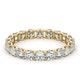 Eternity Ring Chloe 18K Gold Diamond 2.00ct G/Vs - image 3