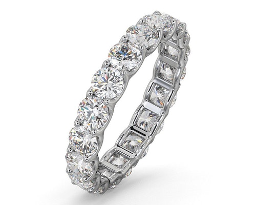 Full Band Eternity Rings