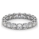 Eternity Ring Chloe 18K White Gold Diamond 3.00ct G/Vs - image 3