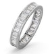Eternity Ring Grace Platinum Diamond 1.50ct G/Vs - image 1