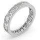 Eternity Ring Grace Platinum Diamond 1.50ct G/Vs - image 2