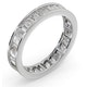 Eternity Ring Grace 18K White Gold Diamond 1.50ct G/Vs - image 2