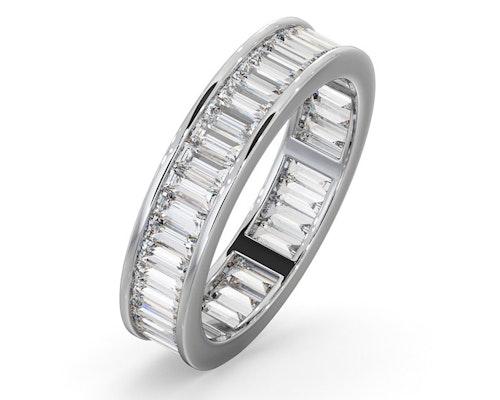 Baguette Eternity Rings