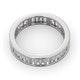 Eternity Ring Grace Platinum Diamond 2.00ct G/Vs - image 4