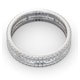 Eternity Ring Katie Platinum Diamond 1.00ct G/Vs - image 4