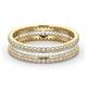 Eternity Ring Katie 18K Gold Diamond 1.00ct G/Vs - image 3