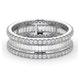 Eternity Ring Katie 18K White Gold Diamond 2.00ct G/Vs - image 3