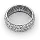 Eternity Ring Sara Platinum Diamond 3.00ct G/Vs - image 4