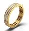 Eternity Ring Holly 18K Gold Diamond 1.00ct G/Vs - image 1