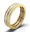Eternity Ring Holly 18K Gold Diamond 2.00ct H/Si - image 1