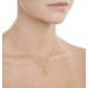 9K Gold Diamond Initial 'N' Necklace 0.05ct - image 4