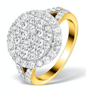 Galileo Oval Engagement Rings