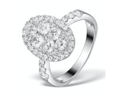 Big Fancy Engagement Rings