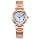 Rotary Les Originales Lucerne Mother of Pearl Rose Gold Ladies Watch - image 1
