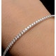 Diamond Bangle 1.75ct Diamond in 18K White Gold - image 3