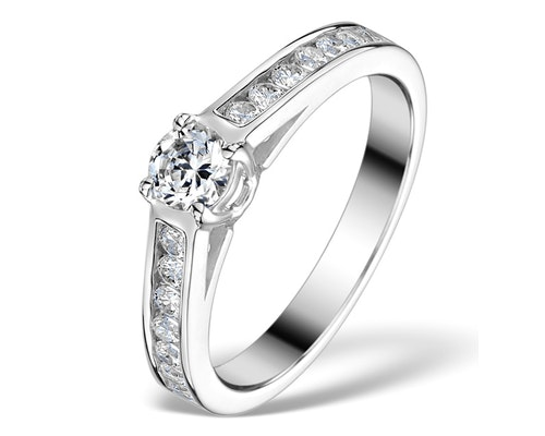 Alexa Engagement Rings