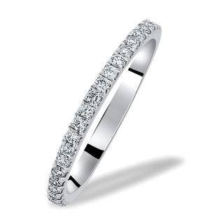 Victoria Matching Diamond Wedding Band 0.20ct in Platinum