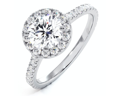 Reina Engagement Rings
