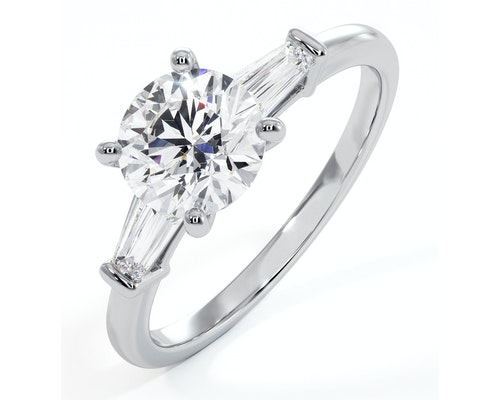 Isadora Engagement Rings