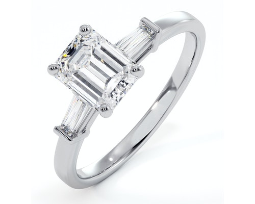 Genevieve Engagement Rings