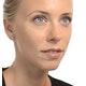 Stud Earrings 0.20CT Diamond 9K White Gold - image 2