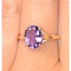 Amethyst 2.25ct 9K Gold Ring - image 4