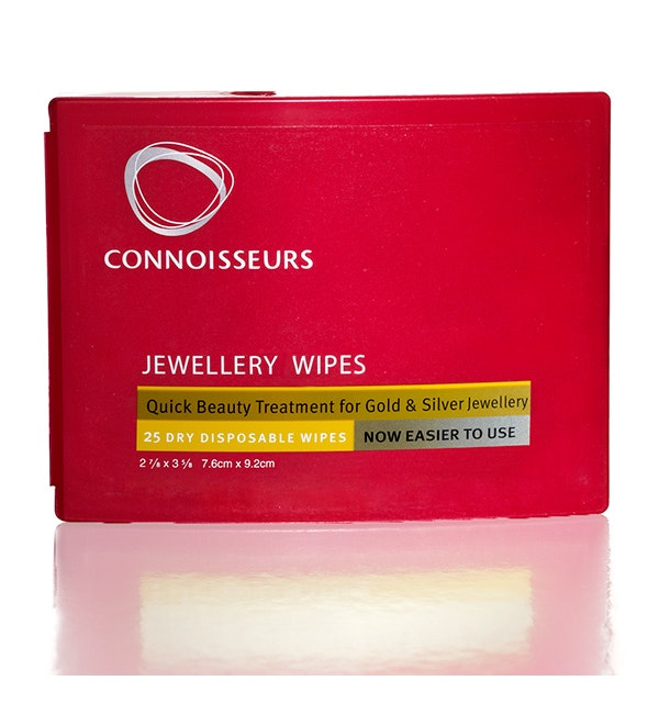 Connoisseurs Jewellery Wipes - image 1