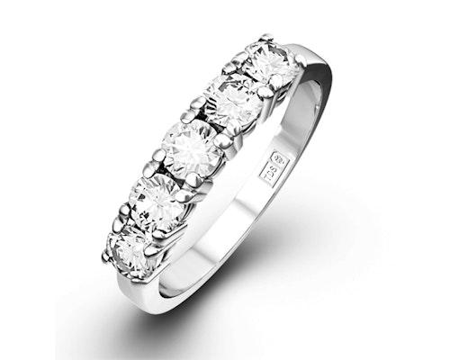 5 Stone Chloe Rings
