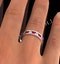 ETERNITY RING RAE DIAMONDS H/SI AND RUBY 1.80CT - Platinum - image 4