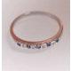 Tanzanite And Diamond 18K White Gold Ring - image 3