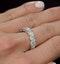 Diamond Weave Ring 1CT H/Si in 18K Gold - N4545Y - image 4