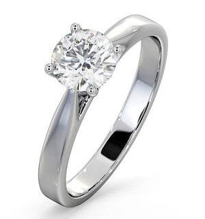 1.50ct Diamond Engagement Ring Petra Lab G/VS1 18K White Gold